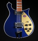 Rickenbacker 660 Electric Guitar, Midnight Blue
