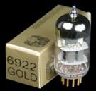 Electro Harmonix 6922 Gold Pin