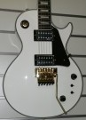 Burny RLC-85S Sustainer with Floyd Rose Trem (White)