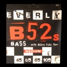 B-52 Bass Guitar Strings - Medium 45-105
