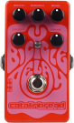 Bicycle Delay Effects Pedal