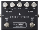 Free The Tone Black Vehicle BV-1V Bass Overdrive