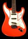 Guitar Cobra Red