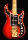 Dream Noiseless Redburst (with Burns Case)