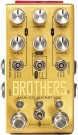 Chase Bliss Brothers, Boost, Drive and Fuzz Pedal