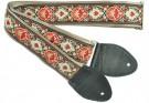 Souldier Guitar Strap - Cabernet Burgandy (GS0402BG04BK)
