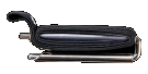 Jim Dunlop Capo/Slide Converter