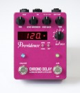 Chrono Delay with Analog Mixer and Vitalizer