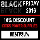 CIOKS - Black Friday 2016