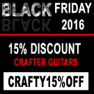 Crafter - Black Friday 2016