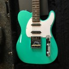 Classic S Semi Hollow MSL Limited Edition (Belair Green)