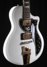 Supro David Bowie HT Dualtone Ltd Edition, White