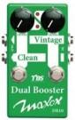 Maxon DB10 Dual Booster Pedal