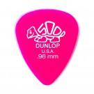 Dunlop Delrin Dark Pink Guitar Pick .96mm