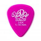 Dunlop Delrin Magenta Guitar Pick 1.14mm1