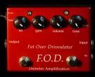 Demeter Fat Overdriveulator F.O.D