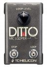 TC Helicon Ditto Mic Looper Vocal Pedal