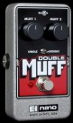 Electro Harmonix Double Muff, Fuzz/Overdrive Distortion