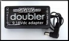 The GigRig Doubler 9 - 18V DC Adapter