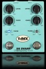 T-Rex Dr. Swamp, Switch between two distortion settings.