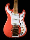 Burns Guitar Dream Noiseless Fiesta Red