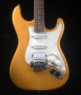 G&L Legacy Deluxe HB, AmberBurst USA