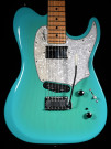 Session Custom 59 - HG Maple Guitar (Coral Blue)