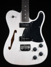 RFT F-Hole P90 Tele in Trans White