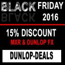 Dunlop & MXR Fx - Black Friday 2016