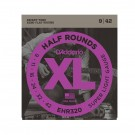 Daddario EHR320 Half Rounds Super Light 9-42
