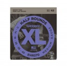 Daddario EHR370 Half Rounds Medium 11-49