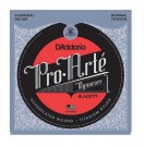 D'Addario EJ45TT Pro-Arté Dynacore, Titanium Trebles (Normal Tension)
