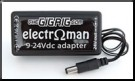 ElectroMan 9-24V Dc adapter