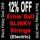 Ernie Ball - Black Friday