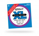 D'Addario ESXL120 Super Light Double Ball End