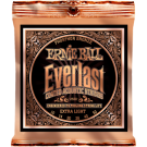 Everlast 2550 Coated Phosphor Bronze Extra Light (10-50)
