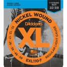 Daddario EXL110-7 Regular Light 7-String 10-59