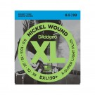 D'Addario EXL130+ Extra Super Light Plus 8.5-39