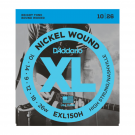 D'Addario EXL150H Nickel Wound, High-Strung/Nashville Tuning, 10-26