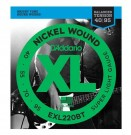 D'Addario EXL220BT Balanced Tension Bass Super Light (45-107)