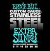 Ernie Ball Stainless Steel Strings
