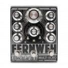 JPTR FX FERNWEH - Vintage-Voiced Dual Delay Pedal