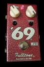 69 Mk2 fuzz guitar pedal