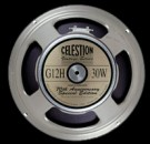 Celestion G12H 16ohms Anniversary Speaker T4534AWD
