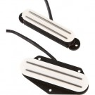 Joe Barden Danny Gatton T-Style Set Pickups (White)