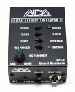 ADA GCS-3 - Guitar Cabinet Simulator & DI Boxes