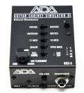 A/DA GCS-5 Guitar Cabinet Simulator& DI Box
