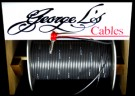 George L Cable .155 Black, Red or Purple