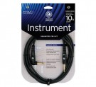 "Planet Waves PW-GRA-20 Custom Lead 1/4"" Jack Angled 20ft"