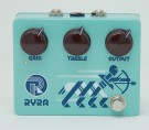RYRA Klone Overdrive Boost (Sea Foam Green)